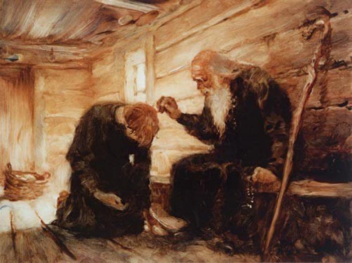 как прощать в православии