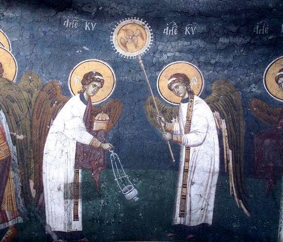 Литургия перевод с древнегреческого