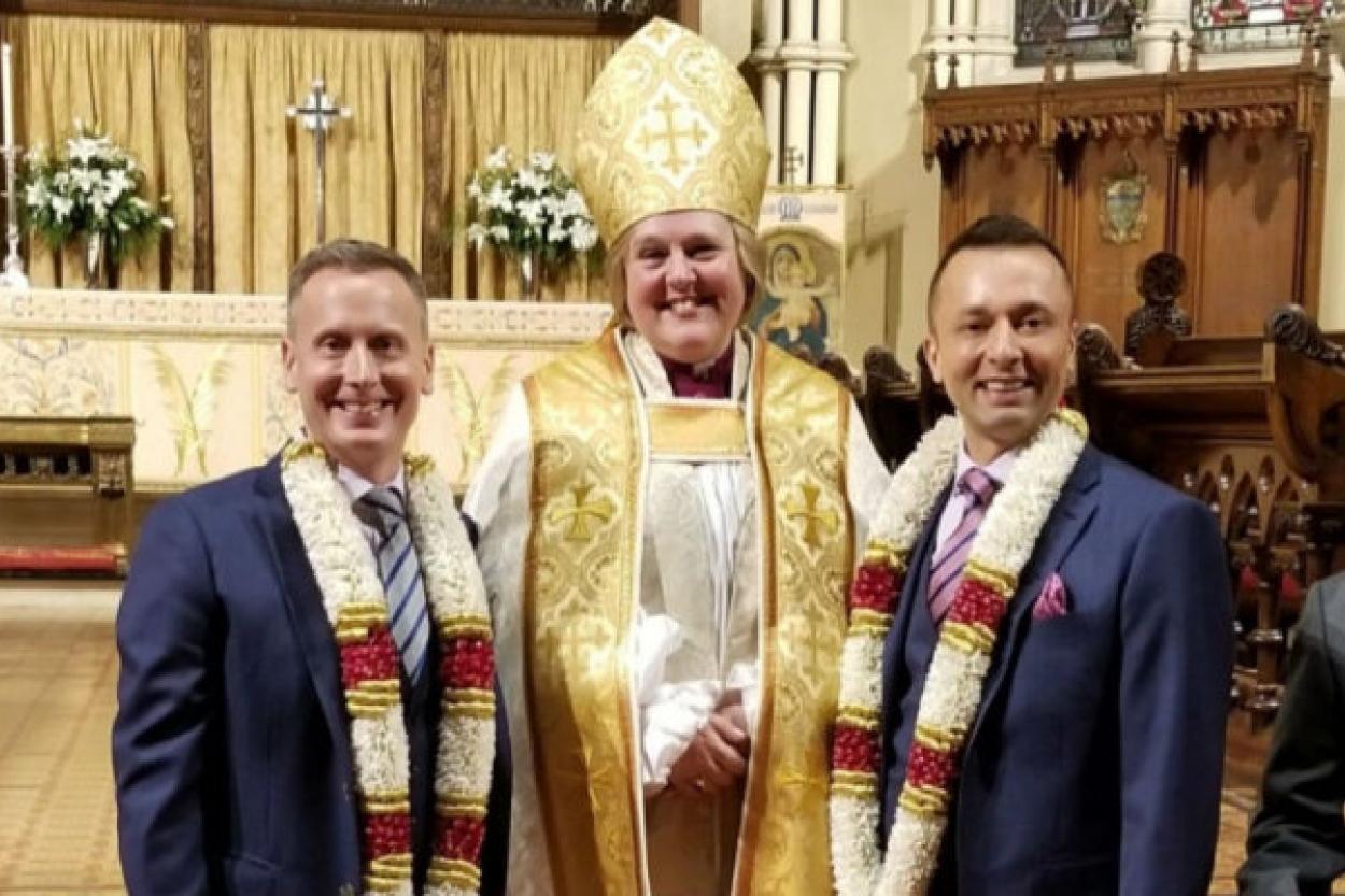 Кто из епископов гомосексуалист
