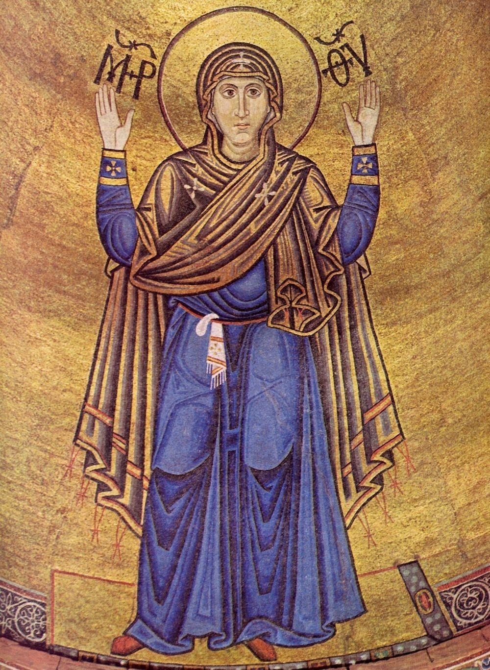 Фото икона пресвятой богородицы всецарица