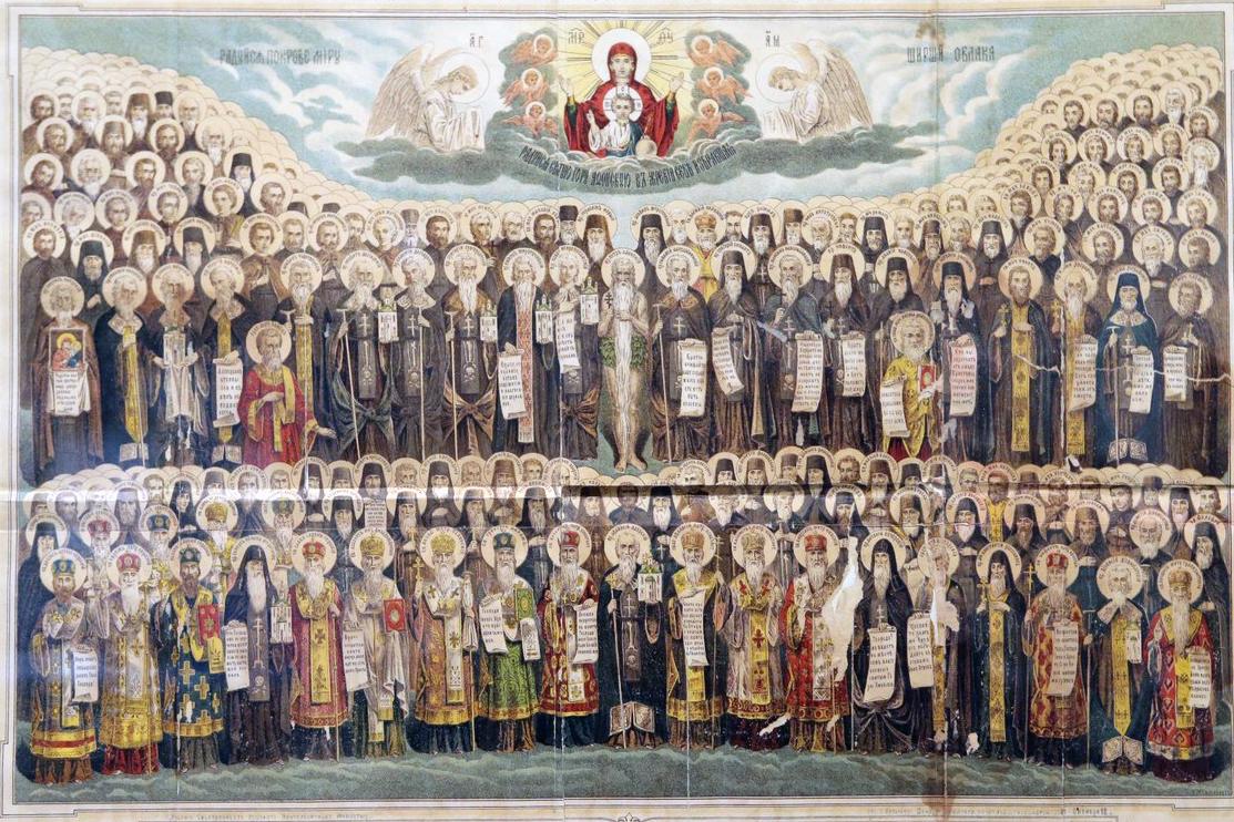 Почему перед началом Великого поста Православная Церковь всегда вспоминает  всех преподобных?