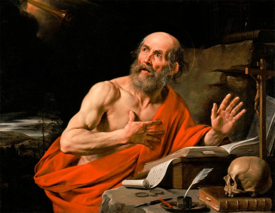Великое дело блаженного Иеронима | Православная Жизнь