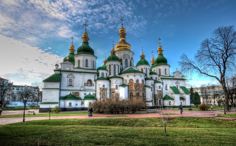 Киевские храмы картинка