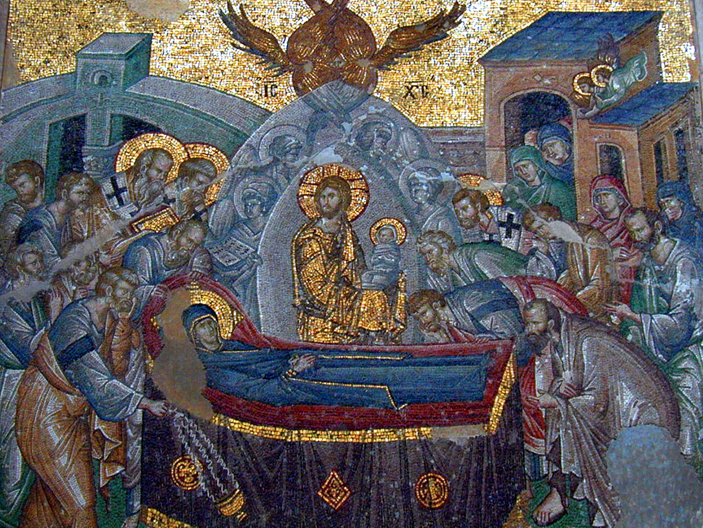 Щемящая радость Успения: один завет Богородицы   Православная Жизнь