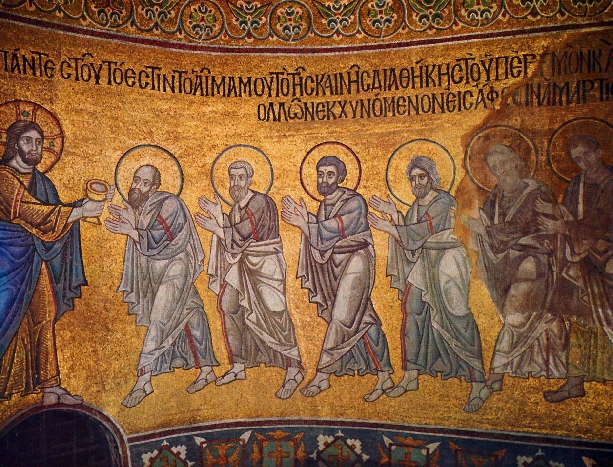 Реферат мозаика софии киевской 5317