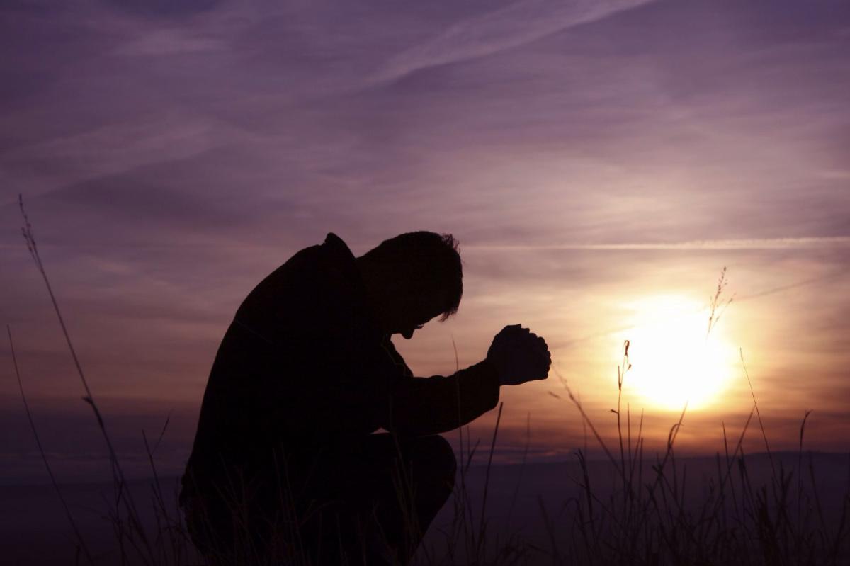 Никогда не поможет молитва