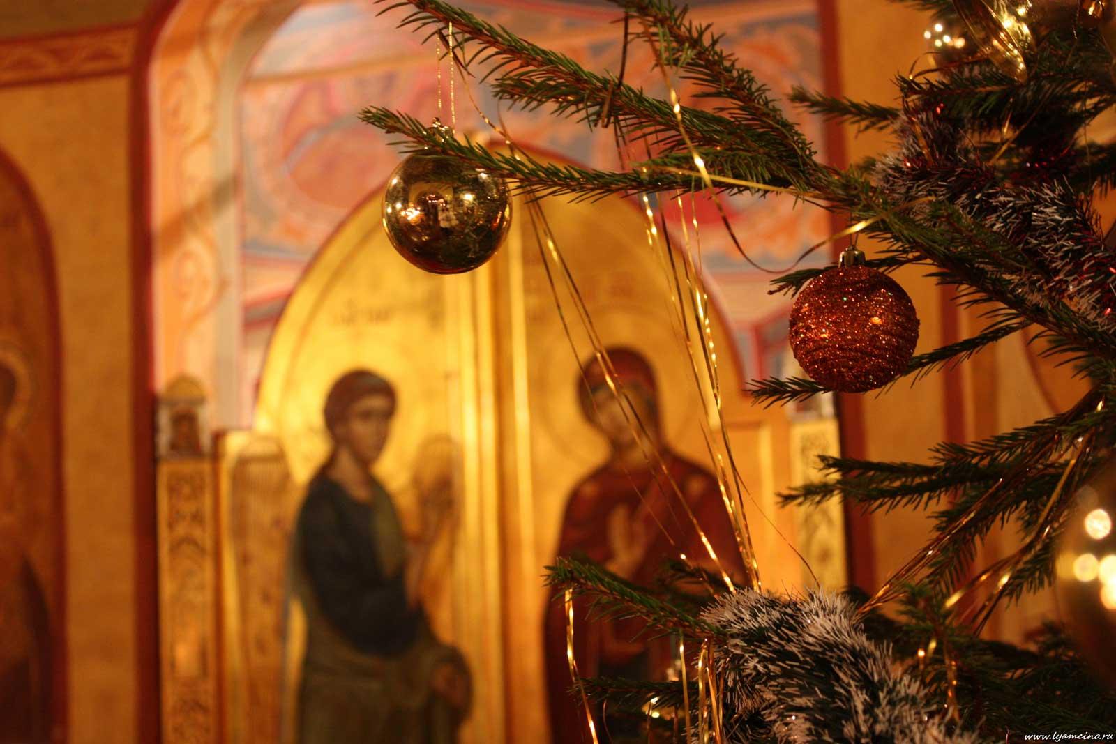Новый год праздник церковный или светский