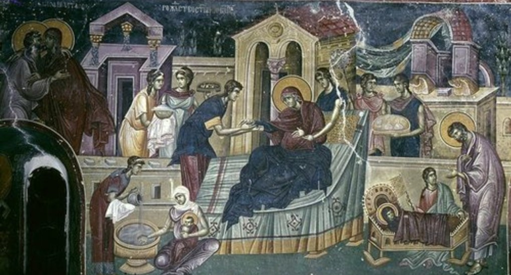 Рождество Пресвятой Богородицы: иконы - Нескучный сад