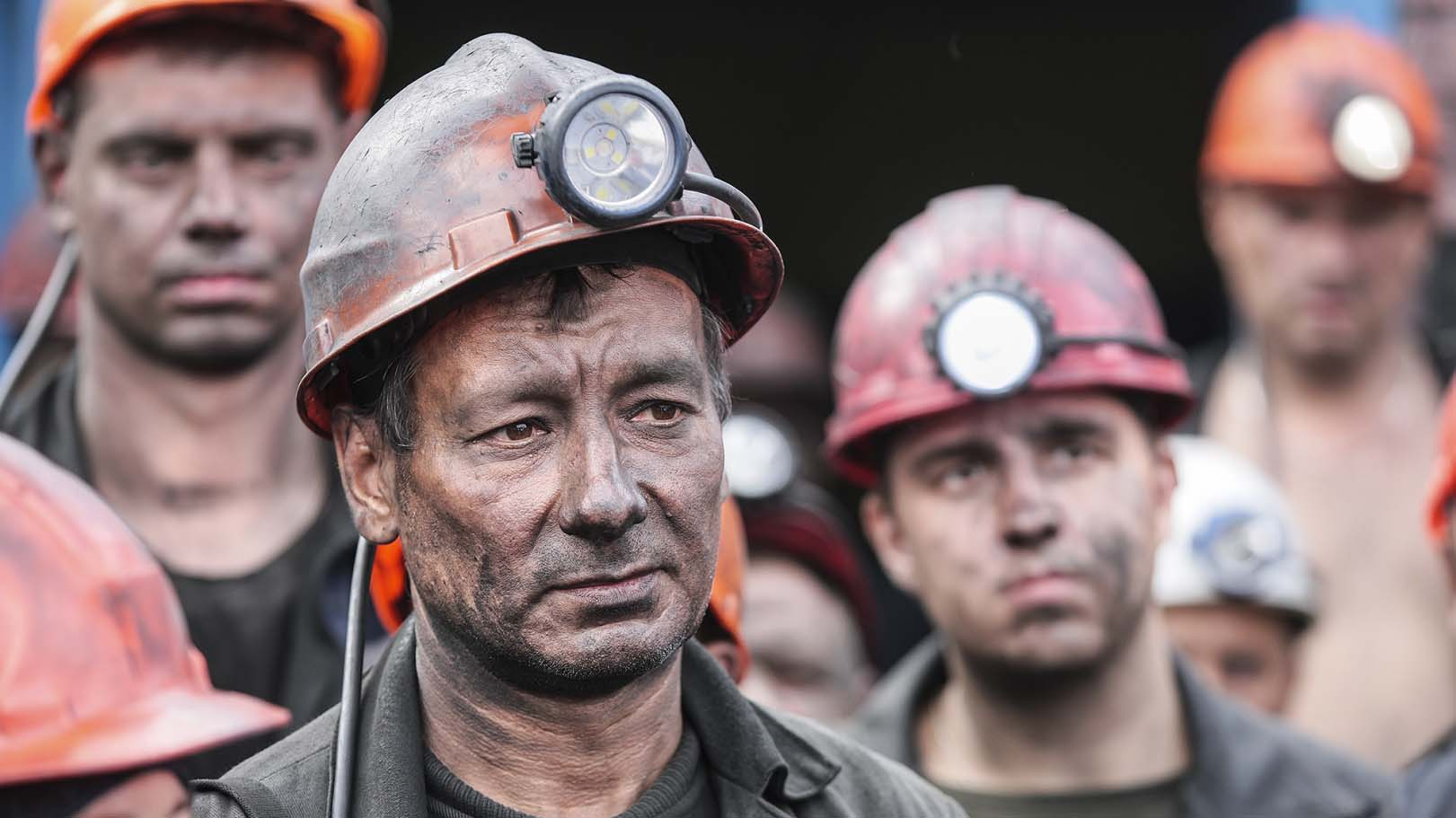 Картинки шахтеров донбасса