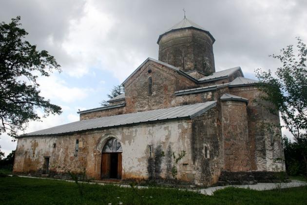 Собор Христа Спасителя в Цаленджихе
