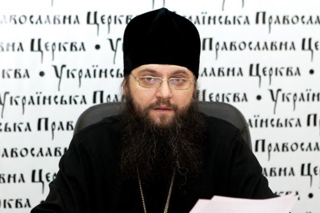 епископ Ирпенский Климент.