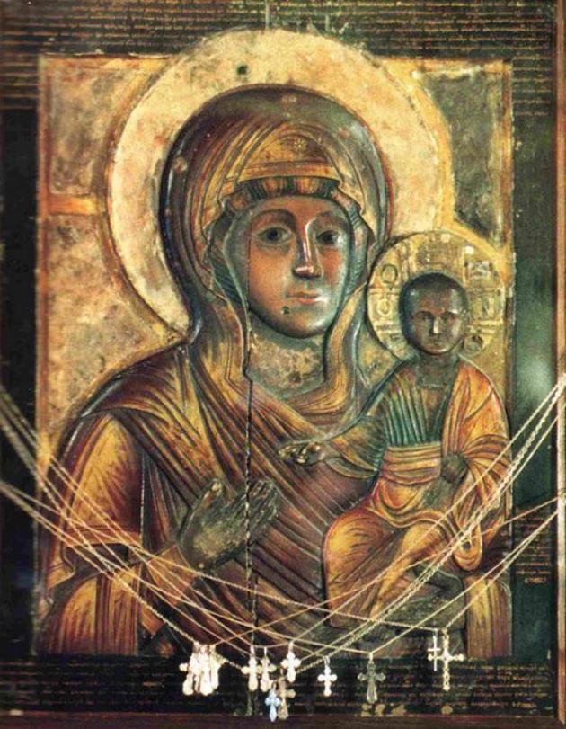 20 июля - Влахернской иконы Божией Матери