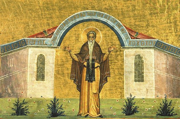 2 февраля - день памяти преподобного Евфимия Великого   Православная Жизнь