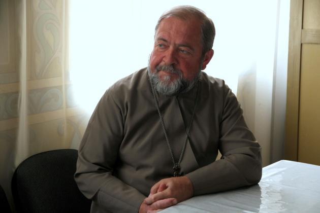 Протоієрей Василій Ярема