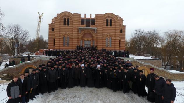 З нами зустрілися 18 ієрархів УПЦ МП. Більшість з них готові влитися в ПЦУ, - екзарх Даниїл - Цензор.НЕТ 6291