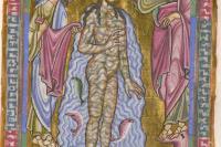 Австрия. XII век. Евангелие. Мюнхен. Баварская национальная библиотека