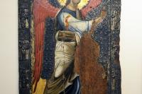 Архангел Гавриил. Благовещение. Начало XII в. Охрид