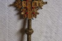 Частица Животворящего Креста Господня. Скит святой Анны