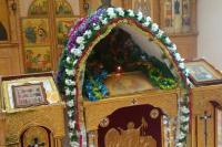 Храм Покрова Пресвятой Богородицы села Рыбачье, Алуштинское благочиние