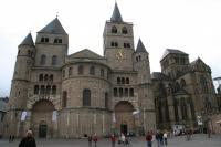 Кафедральный собор, построенный на месте собора возведенного св. царицей Еленой