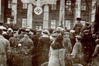 Красный корпус Университета Шевченко. 1941 год