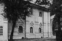 Лавра. Церковь Николы Больничного. 1919