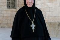 Матушка Георгия (Щукина), настоятельница Горненского женского монастыря