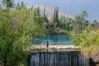 Озера и пруды Сахне в долине Гильбоа