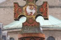 Рыночный крест — старая традиция