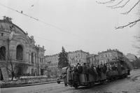 Улица Владимирская, весна 1944 года
