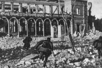 Уличный бой в Киеве. Ноябрь 1943 года