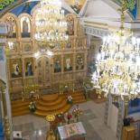 Храм в Дебальцево